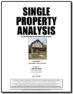 REIA Report Single Property Analysis